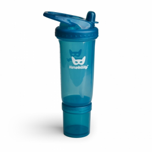 Herobility Vattenflaska Sport Bottle Stone Blue 300 ml