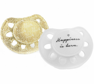 Elodie Details Nappar Happiness is born, 2-pack