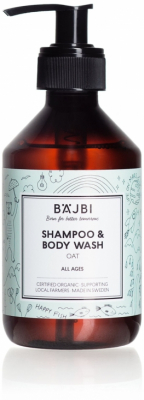 BÄJBI Shampoo & Body Wash