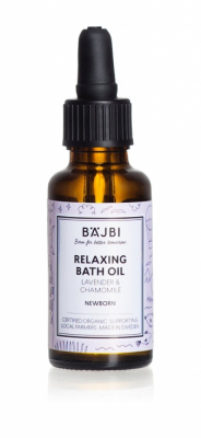 BÄJBI Relaxing Bath Oil