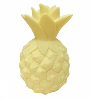 A Little Lovely Company Lampa Mini Ananas Gul