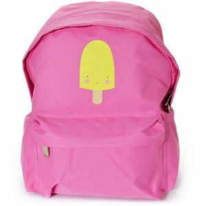 A Little Lovely Company Ryggsäck Pink Ice Cream