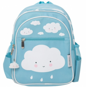A Little Lovely Company Ryggsäck Cloud Blue