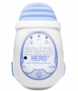 Snuza Hero MD, Andningslarm med vibration