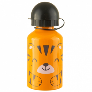 Sass & Belle Stålflaska 300 ml Tiger