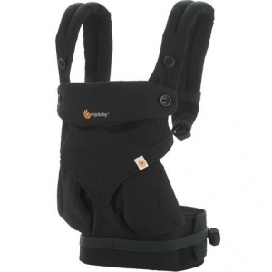 Ergobaby Bärsele 360 All Black