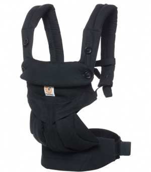 Ergobaby Bärsele 360 Pure Black