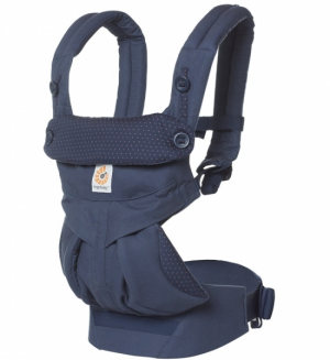 Ergobaby Bärsele 360 Navy Mini Dots