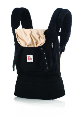 Ergobaby Bärsele Original Black/Camel