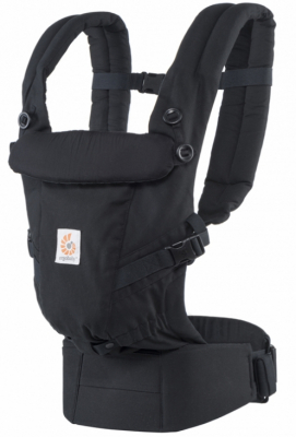 Ergobaby Bärsele Adapt Black
