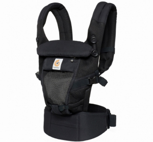 Ergobaby Bärsele Adapt Cool Air Black