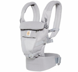 Ergobaby Bärsele Adapt Cool Air Grey