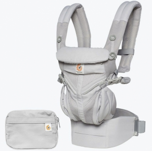 Ergobaby Bärsele Omni 360 Cool Air Mesh, Grå