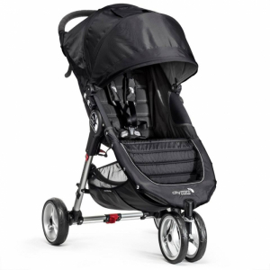Baby Jogger City Mini Black/Grey