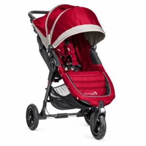 Baby Jogger City Mini GT Red/Grey