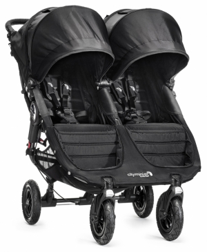 Baby Jogger City Mini Double GT All Black