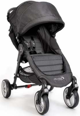 Baby Jogger City Mini 4-wheels Charcoal Denim