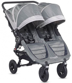 Baby Jogger City Mini Double GT Steel Grey