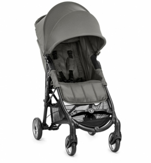 Baby Jogger City Mini ZIP Steel Grey