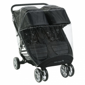 Baby Jogger Regnskydd City Mini 2/ GT 2 Double