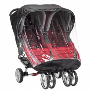 Baby Jogger Regnskydd City Mini/GT Double