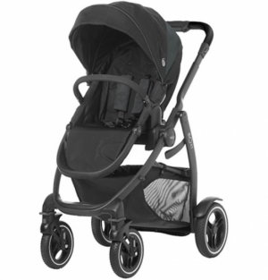 Graco EVO XT 2017 Black Grey