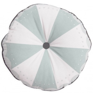 Frank & Poppy Kudde Magic Wheel Mint