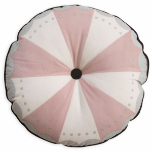 Frank & Poppy Kudde Magic Wheel Rosa