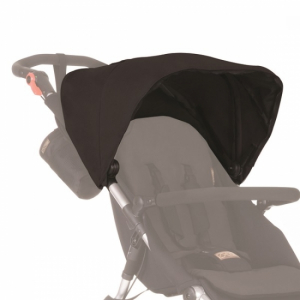 Mountain Buggy Sufflett Urban Jungle V3 Svart
