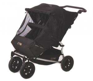 Mountain Buggy Duet Double UV-skydd