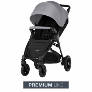 Britax B-Motion 4 Plus Cosmos Steel Grey
