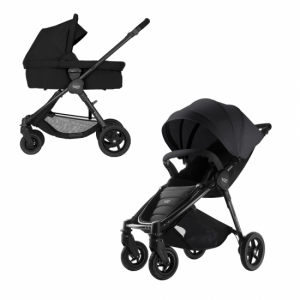 Britax B-Motion 4 Plus Duovagn Cosmos Black