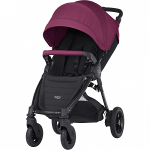Britax B-Motion 4 Plus Wine Red