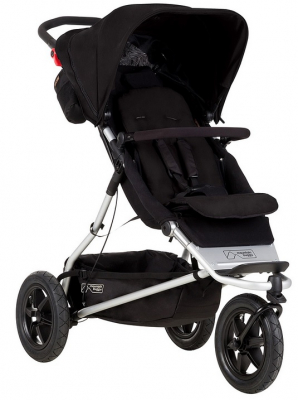 Mountain Buggy +One V3 Black