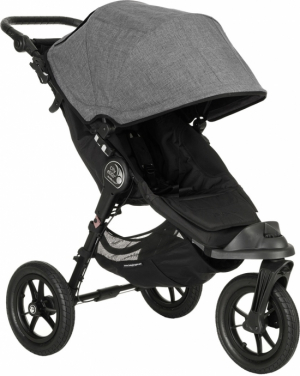 Baby Jogger City Elite Sufflett Grey Melange