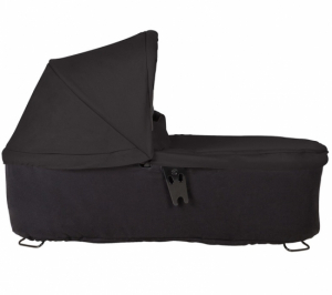 Mountain Buggy Duet Liggdel Plus V3, Black