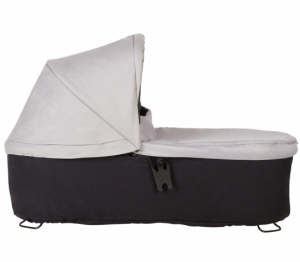Mountain Buggy Duet Liggdel Plus V3, Silver