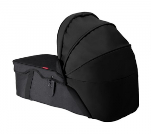 Phil & Teds Snug Liggdel Black