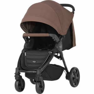 Britax B-Agile 4 Plus Wood Brown