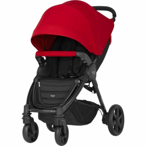 Britax B-Agile 4 Plus Flame Red
