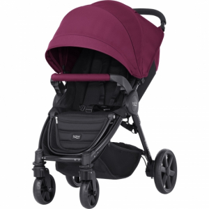 Britax B-Agile 4 Plus Wine Red