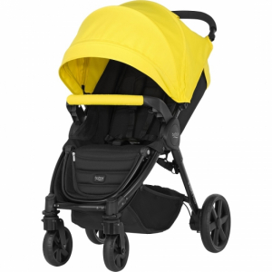 Britax B-Agile 4 Plus Sunshine Yellow