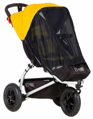 Mountain Buggy UV-skydd V3 Swift/Mini