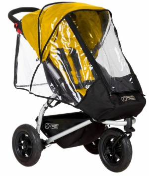 Mountain Buggy Regnskydd V3 Swift/Mini
