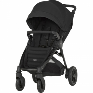 Britax B-Motion 4 Plus Komplett