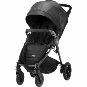 Britax B-Motion 4 Plus Denim Komplett