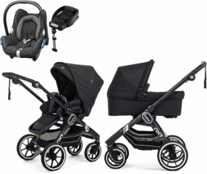 Emmaljunga 2019 NXT90 Flat Travel System Competition
