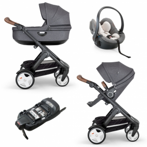 Paketerbjudande Stokke Trailz 2.0 Travel System Large