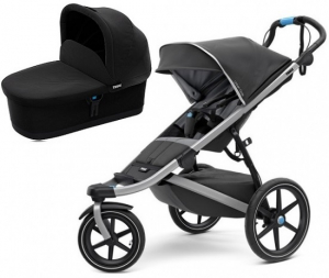 Thule Urban Glide² Duo Dark Shadow