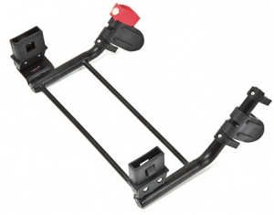 TFK Twin Trail Adapter en bilbarnstol
